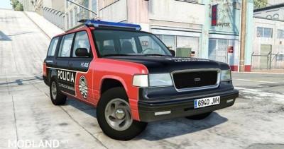 Gavril Roamer Spanish Police v 3.6 [0.11.0], 1 photo